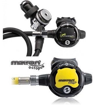 Mikron + Octopus Mikron Regulators Set Aqua Lung