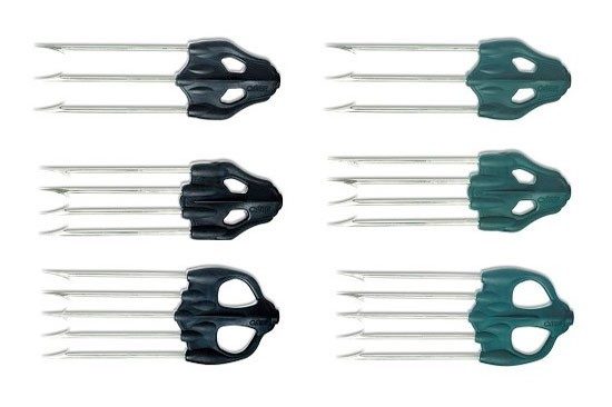 Multiprongs - spear tips - accessories