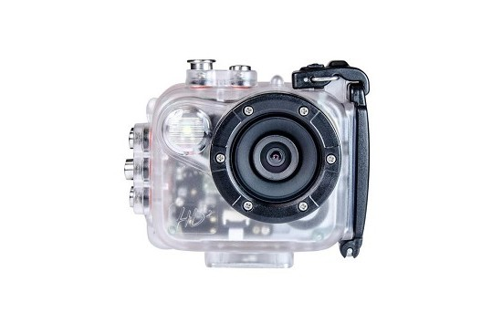 Action cam-underwater video cameras