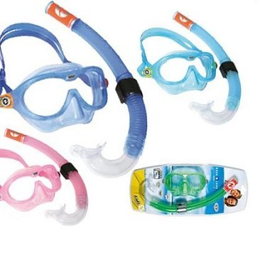 Set Technisub Aqua Sphere Reef Mask + snorkel