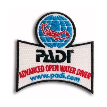 Emblem Padi Advanced Diver