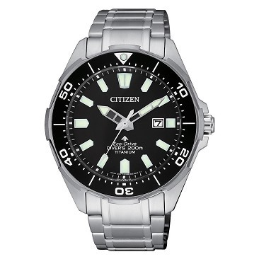 Citizen Promaster Aqualand watch BN0200-81E/BN0201-88L super titanium