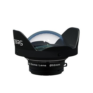 0.5x Wide Angle Dome Lens for DC-Series Cameras