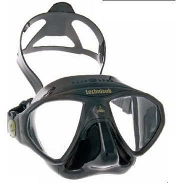 Mask Micromask Aqua Lung By Technisub