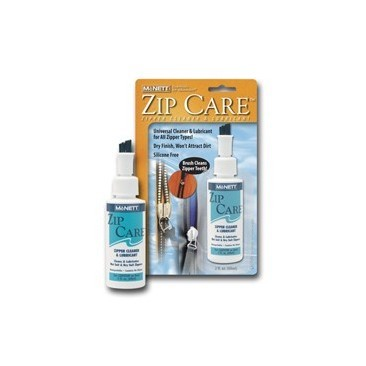 Mcnett Zip Care Liquid Zip Cleaner And Lubricant
