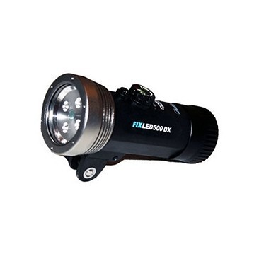 Illuminator Sea & Sea subacqueo FIX LED 500 DX