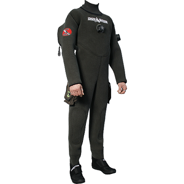 Drysuit Divesystem Expedition