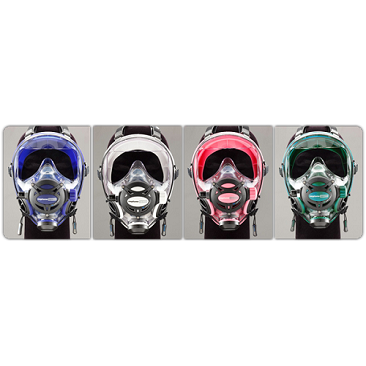 Ocean Reef Neptune Space Full Face Mask G. Divers