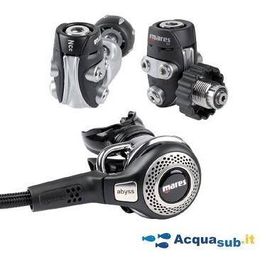 Mares Abyss 52x Regulator