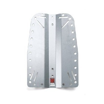 Best Divers Stainless Steel Back Plate