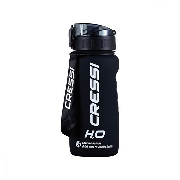 Water Bottle Cressi H2O Frosted