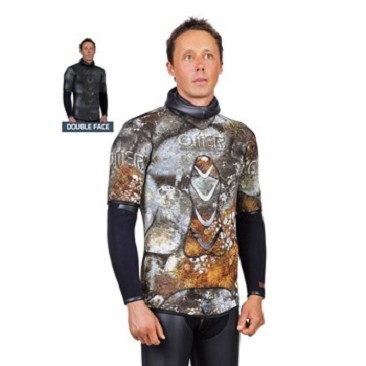 Camouflage Wetsuit Cover Omer By Marco Bardi
