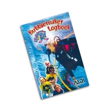 Bubblemaker Logbook PADI