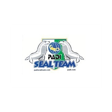 Decal Seal Team PADI