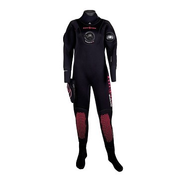 Blizzard Pro Drysuit Aqua Lung Lady
