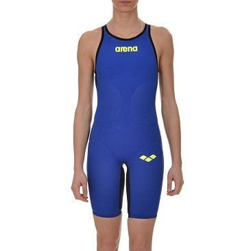 Racing Arena Swimsuit Powerskin Carbon Air Woman (open)