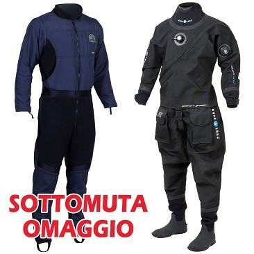 Tri Light Pro Aqualung Dry Suit