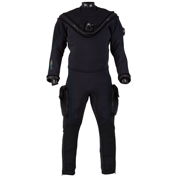 Aqualung Fusion Bullet Air Drysuit