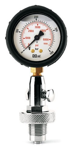 Acquasub manometro best divers bagno d olio manometro - Manometro in bagno di glicerina ...