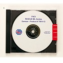 PADI Rescue Diver ML Guides CD-ROM