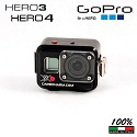 Custodia -200m GOPRO Hero con monitor