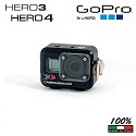 Custodia -200m GOPRO Hero senza monitor